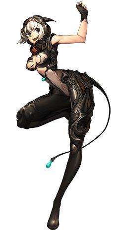 Female Design - Characters & Art - Blade & Soul