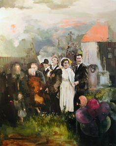 The Wedding Day, Magdalena Lamri