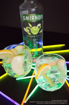 smirnoff green apple this is seriously good mixed with mountain