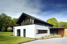 Contemporary Exterior by PAD studio