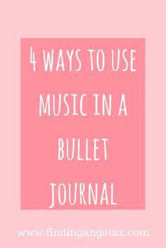 bullet journal music, planning, planner, plan, journaling, musician, spread, notes,