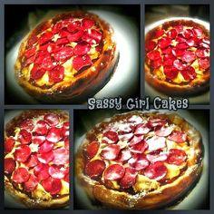 Pizza or cake?! http://sassygirlcakes.com/