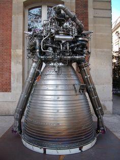 Ariane 5 Vulcan engine