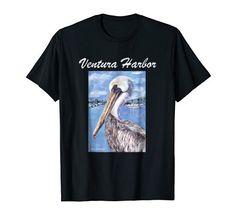 Ventura Harbor, Branded T Shirts, Fashion Brands, Whimsical, Wisdom, California, Amazon, Mens Tops, Stuff To Buy
