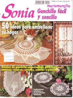 SONIA N29 - PORTAL DOS CROCHÊS - Álbuns da web do Picasa