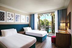 Our #family rooms offer the combination of #comfort and luxury..   Aile odalarımız lüksü ve konforu aynı anda sizlere sunuyor.. 🌴 🔅 #ichotels #rooms #perfectview #holidaymood #hisummer www.ichotels.com.tr