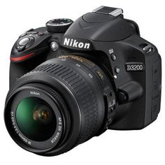 Nikon D3200 kit refurbished for only $489.00 from Adorama