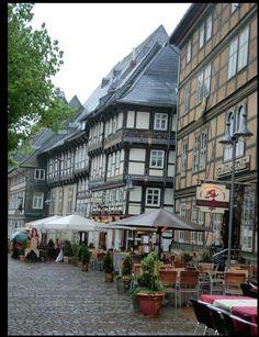 Goslar/Harz/Niedersachsen/Germany