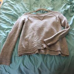Sweater Tan sweater Sweaters