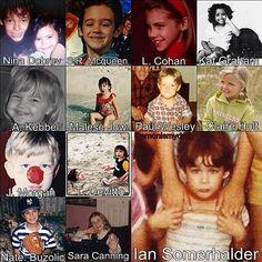 The Vampire Diaries cast!