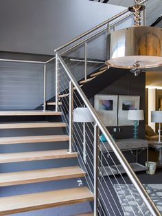 S&A Stairs · Cromwell Interiors
