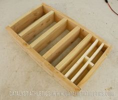 Quick & Dirty Plate Rack by Greg Everett - Equipment - Catalyst Athletics - Olympic Weightlifting