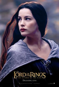 Lord of the Rings, Arwen.