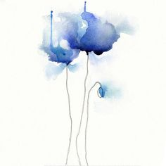 Blule - Cloud Poppies - Will make you feel upside down