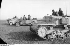 Semovente da 75/18 su Scafo M40 based on M13/40 medium tank now available among DAK forces in North Africa, '42.