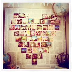 Rhonna DESIGNS: monday makeoveR>>>decorating with instagram photos