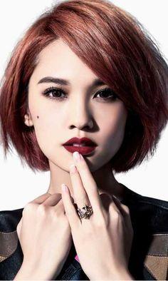 23.Cute Hairstyles for Short Hair