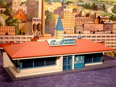 For model train Ho Trains, Model Trains, Ho Train Sets, Making A Model, Classic Toys, Cabin, House Styles, Cabins, Cottage