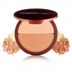 Mineral Fusion Bronzer Duo - Luster - DermStore