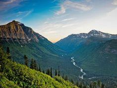 Backpack Glacier National Park...it'll cost ya.