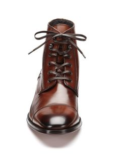 To Boot Harris Cap Toe Boot