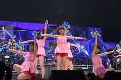 TOKYO GIRLS' STYLE becomes the youngest female group to hold a live concert at Nippon Budokan