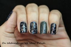 On Wednesdays, We Wear Polish : New Year's Eve Champagne Bubbles