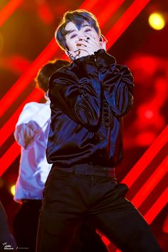 Jimin ❤ BTS at the Busan One Asia Festival #BTS #방탄소년단