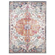 Network Rugs Bone & White Art Moderne Louvre Rug