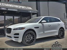 2016 Jaguar F-Pace by All Star Motorsports in Long Beach CA . Click to view more photos and mod info.