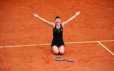 Sharapova-victory