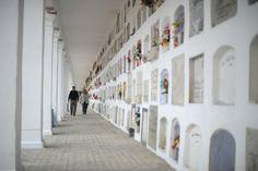 Un recorrido por el Cementerio Central Bogotá/ Columbario|Fuente: Cristian Garavito ELESPECTADOR.COM