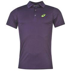 Asics | Asics Club Polo Shirt Mens | Mens Tennis Clothing