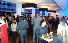 drinks and networking