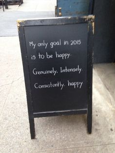 nicki718:  Sign posted outside the coffee bar by my job. I hope we all get that wish.