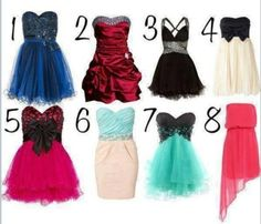 dress cute awesome clothes prom dress short prom dress beautiful black prom girl white dress little black dress pink dress blue skirt blue dress red red dress hi low dresses Cute Prom Dresses, Hi Low Dresses, Beautiful Prom Dresses, Trendy Dresses, Homecoming Dresses, Short Dresses, Awesome Dresses, Party Dresses, Homecoming Dance