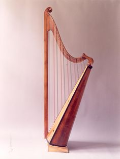 I always wanted to learn the Welsh harp ...