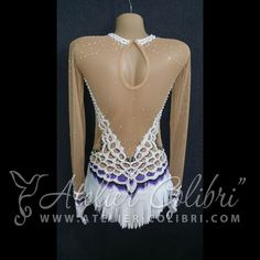 Rhythmic Gymnastics Leotards | Atelier Colibri | ( R_0151_1 )