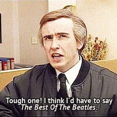 What's your favourite Beatles album?