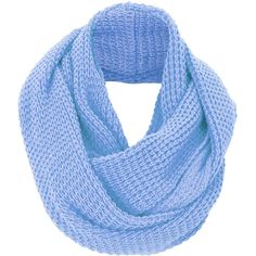 TOPSHOP Textured Grunge Snood (1,595 PHP) ❤ liked on Polyvore featuring accessories, scarves, bufandas, blue, topshop, lilac, snood scarves, blue scarves, blue shawl and chunky scarves