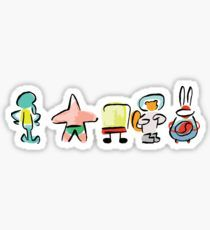High quality Spongebob gifts and merchandise. Inspired designs on t-shirts, posters, stickers, home decor, and more by independent artists and designers from around the world. Meme Stickers, Tumblr Stickers, Phone Stickers, Cool Stickers, Printable Stickers, Planner Stickers, Snapchat Stickers, Macbook Stickers, Image Tumblr