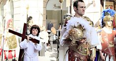 Holy Week Palermo. On my first Easter in Rome in the Jubilee year of 2000, I join