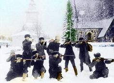 Order. Purity. Soul. — ultraeverlastinggopstopper: Finnish White Guards...