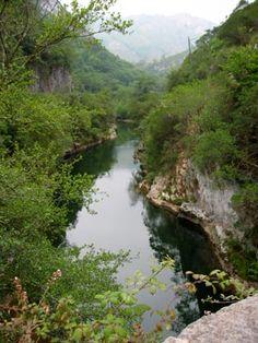 Asturias, landscape
