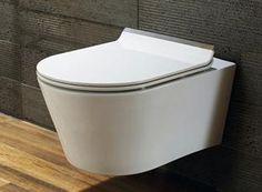 CT2040 Ultra-thin wall hung ceramic toilet - SSWW - Royalking Sanitary…