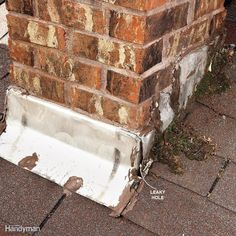 A Home Inspector Reveals The 6 Signs Your House Is In Trouble Common Plumbing Problems Pinterest Water Flow Flappers And Toilet