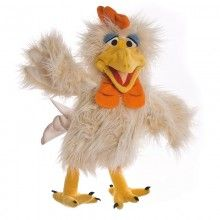 Heine the Rooster - Living Puppets