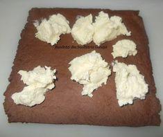 Prajitura cu foi de cacao si crema de cocos (de post) - Bunătăți din bucătăria Gicuței Grains, Rice, Cookies, Desserts, Food, Crack Crackers, Tailgate Desserts, Deserts, Biscuits