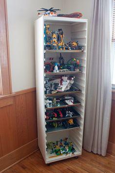 Lego kast
