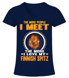 I Meet More Love My Finnish Spitz  #gift #idea #shirt #image #animal #pet #dog #bestgift #cat #bichon #coffemugs